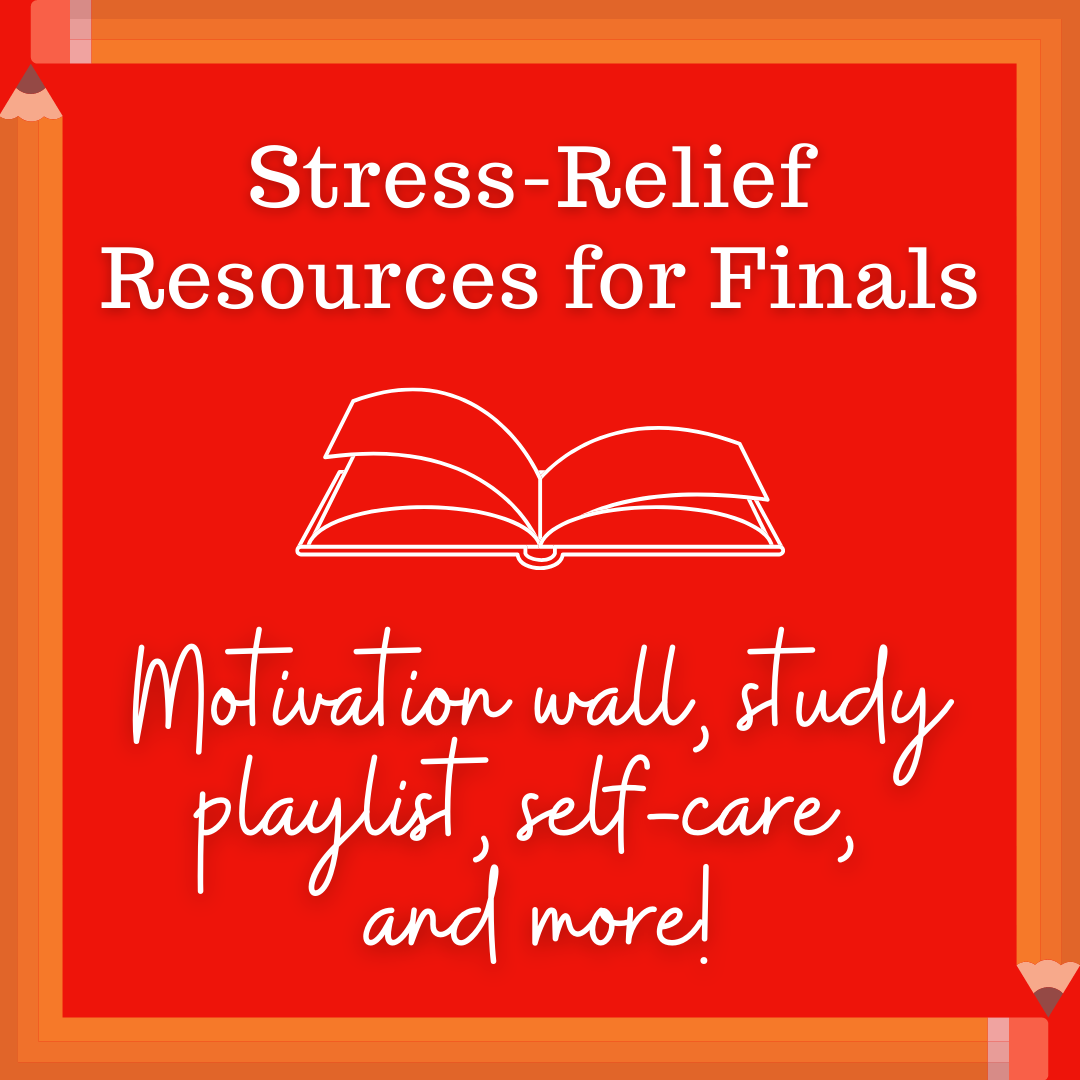 stress resources for finals