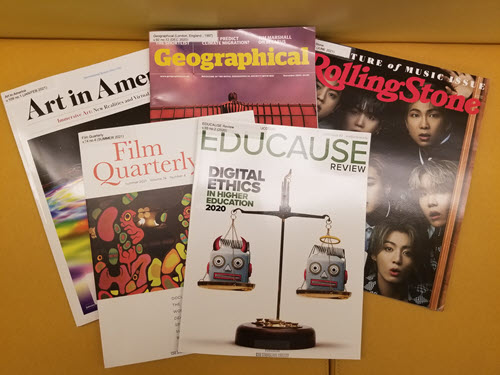 print journals books