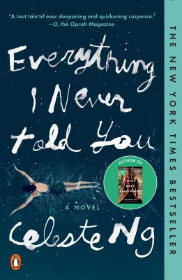 Cover art for Everything I never told you