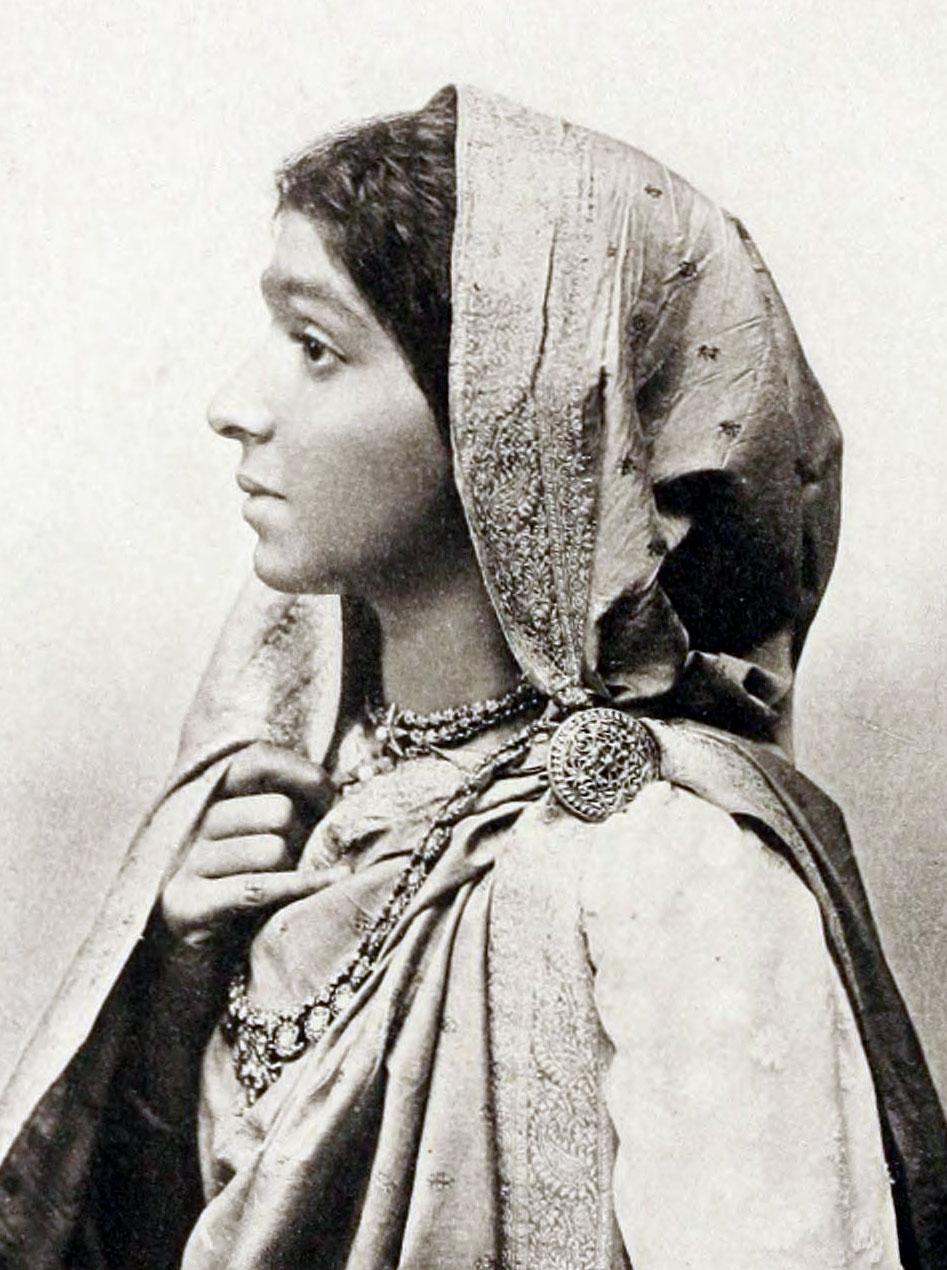 Image of Sarojini Naidu