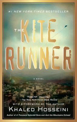 Cover Art for The Kite Runner