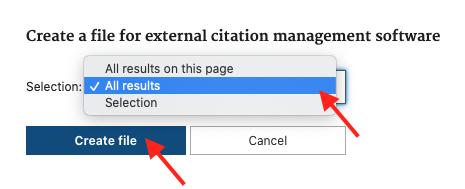 Create file example