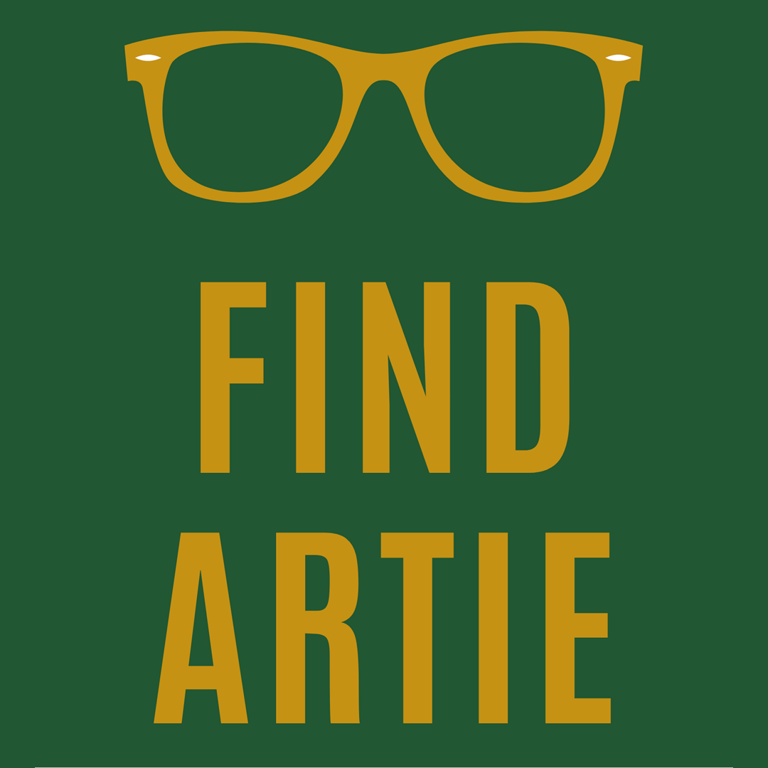 Find Artie Eyeglasses graphic