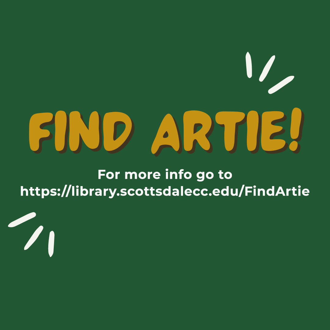 Find Artie More Info graphic