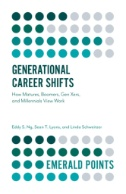 Generational Career Shifts : How Matures, Boomers, Gen Xers, and Millennials View Work