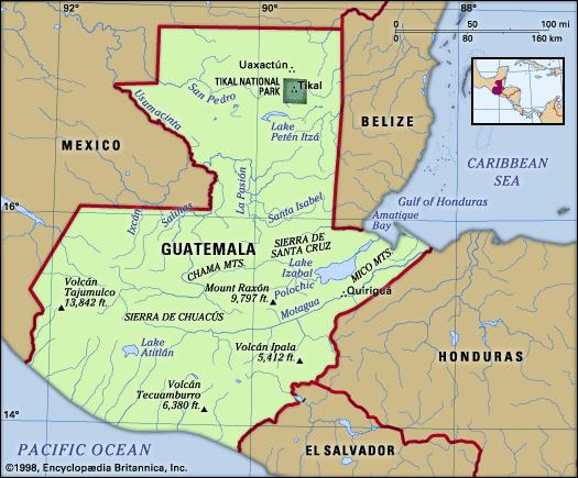 Towards more sustainable agricultural landscapes: Lessons from Northwestern Mexico and the Western Highlands of Guatemala