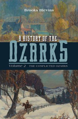 History of the Ozarks (vol. 2) cover