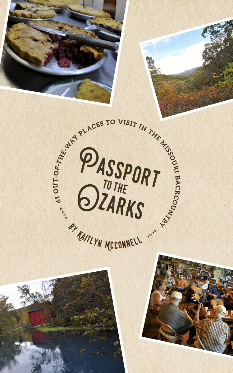 Passport to the Ozarks cover
