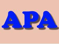 APA Tutorial