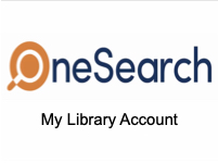 OneSearch - My Library Account [title card]