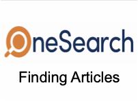 OneSearch - Finding Articles [title card]