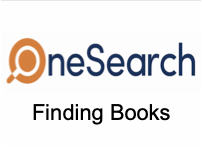 OneSearch - Finding Books [title card]