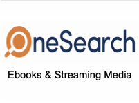 OneSearch - Ebooks & Streaming Media [title card]