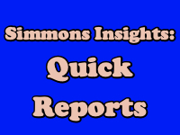 Simmons Insights: Quick Reports