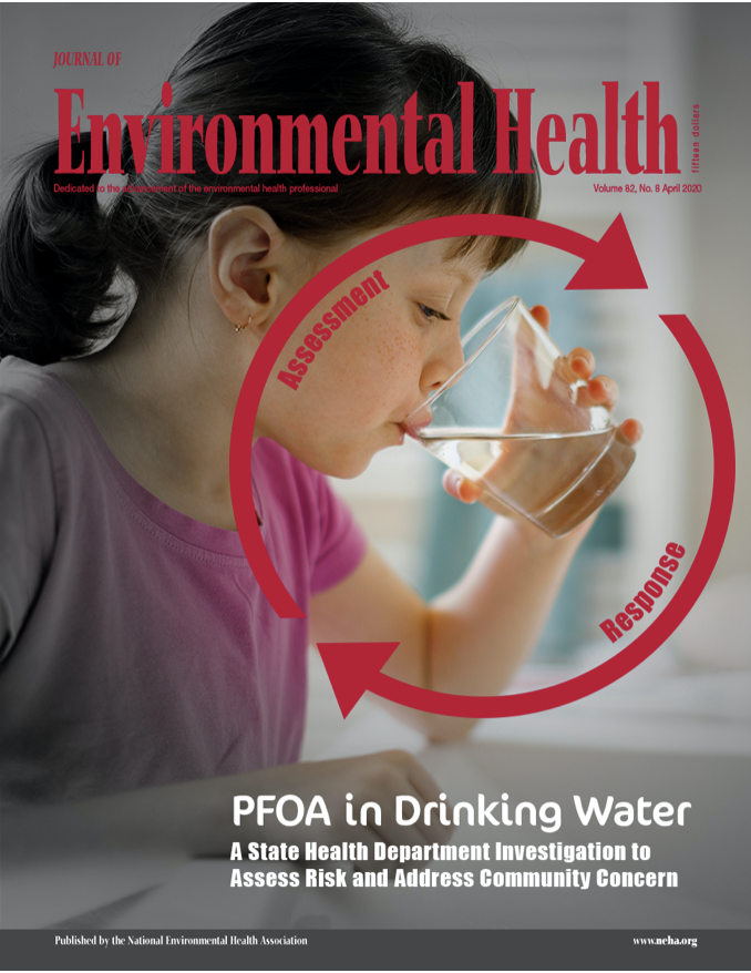 Image that links to the Journal of Environmental Health