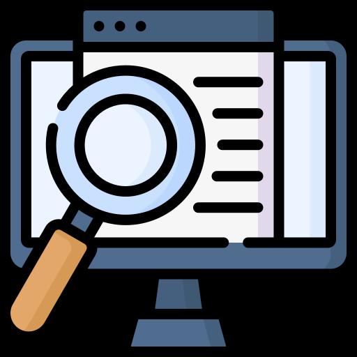 computer search icon