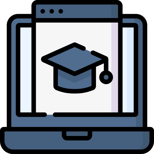 scholarly source computer icon
