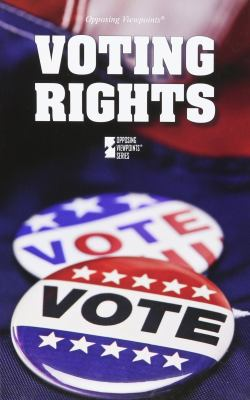 Cover Image for Voting Rights edited by Noah Berlatsky