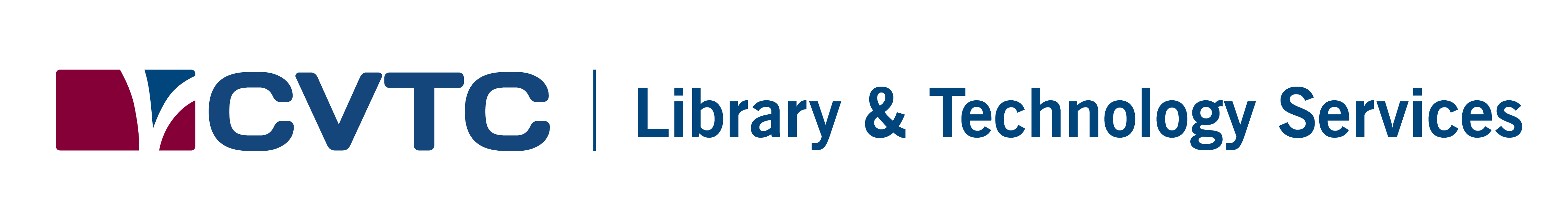 CVTC Library & Technology Services logo