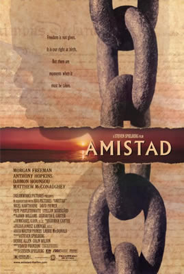 Amistad cover