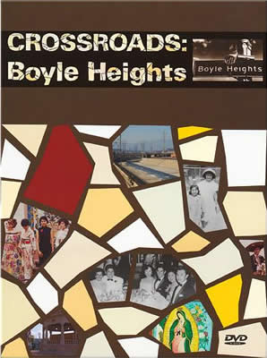 Crossroads: Boyle Heights cover