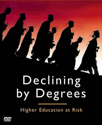 Declining by Degrees cover