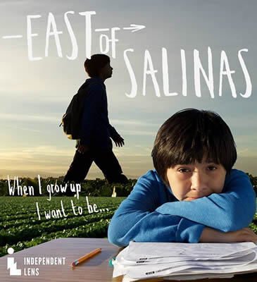 East of Salinas cover