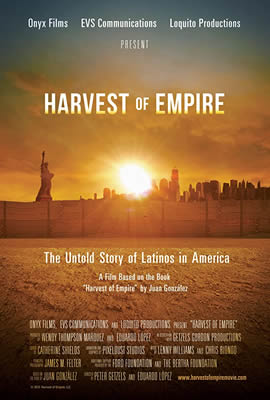 Harvest of Empire cover