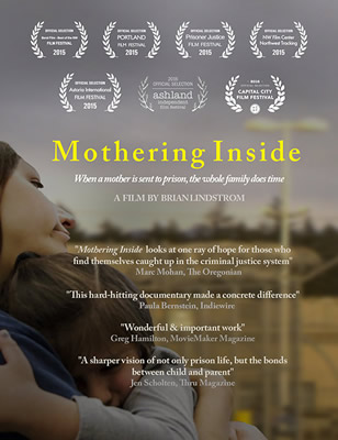 Mothering Inside cover