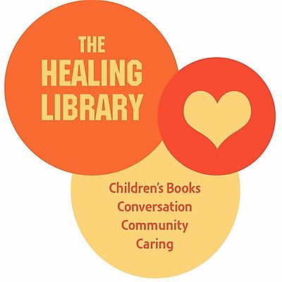 The Healing Library Logo