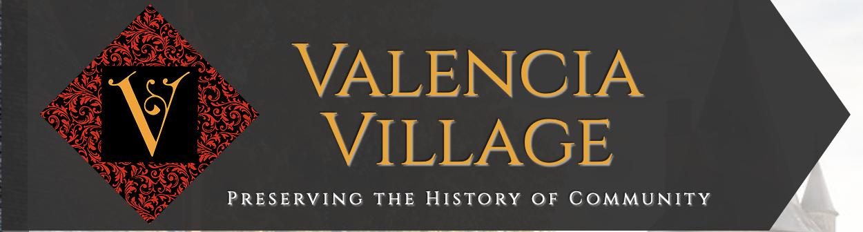 Valencia Village Logo