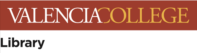 Valencia College Library Logo
