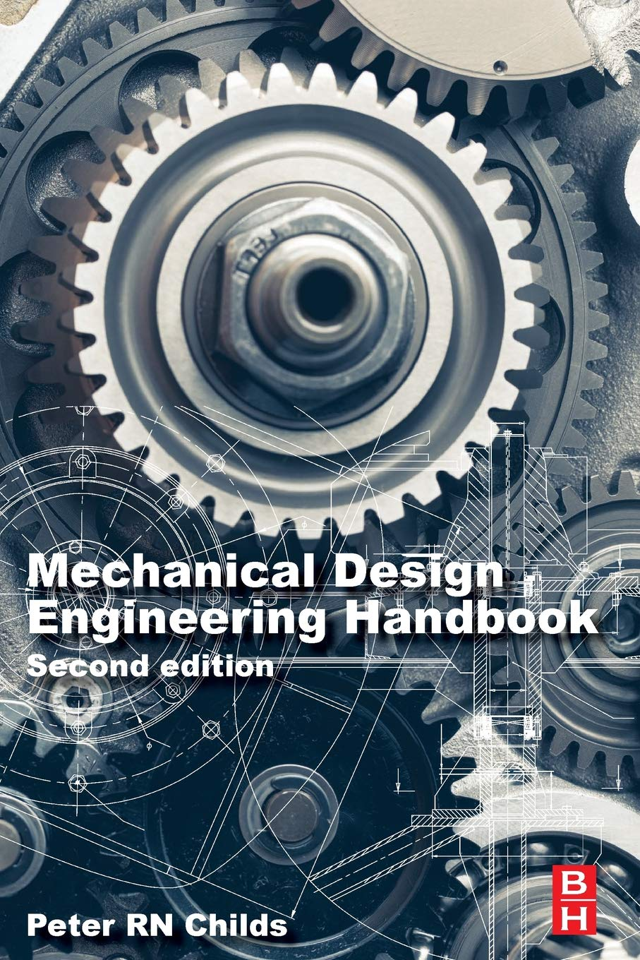 Cover of Mechanical Design Engineering Handbook