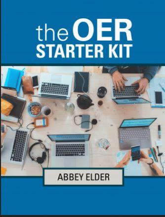 Cover image of the OER Starter Kit
