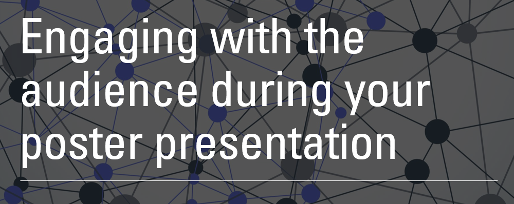 Engaging with the audience during your presentation