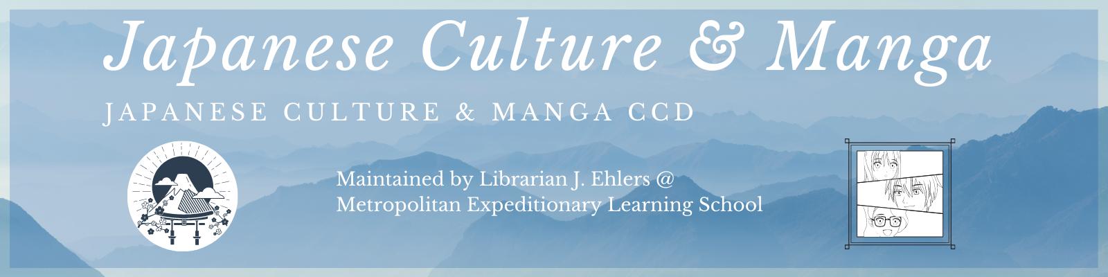 Japanese Culture & Manga