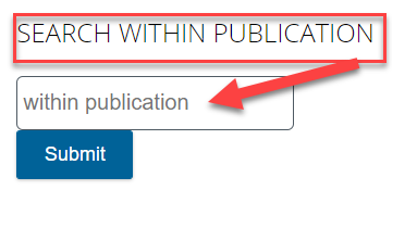 search within publication search box
