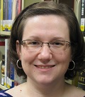 Heather Jeffries, Adjunct Faculty Librarian
