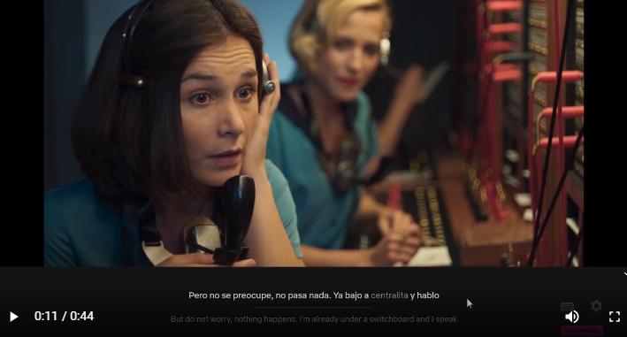 Language Learning with Netflix screenshot