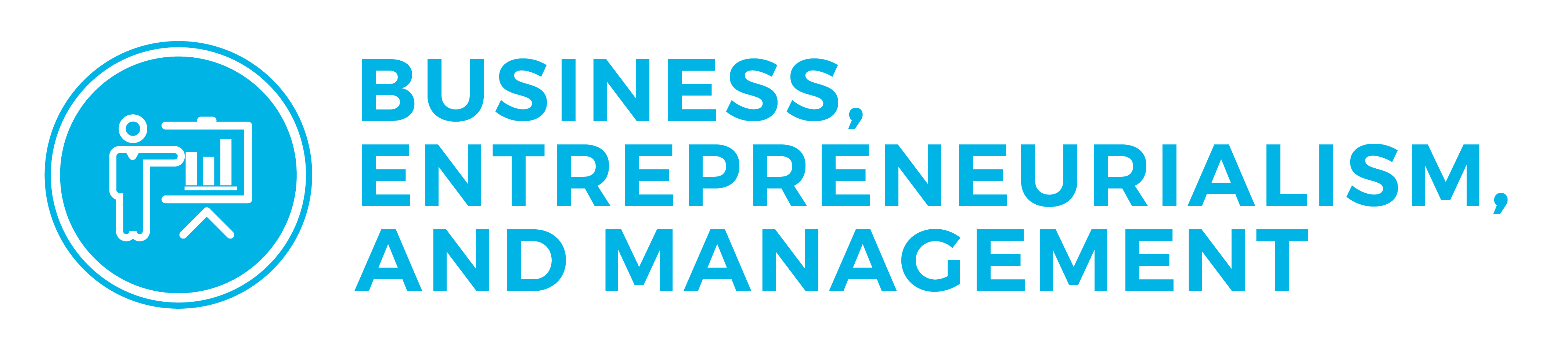 Business, Entrepreneurialism and Management Field of Interest Icon