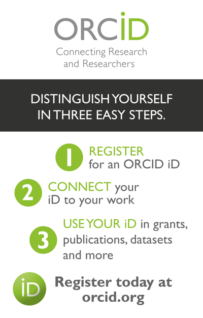 3 steps on how to register for ORCID