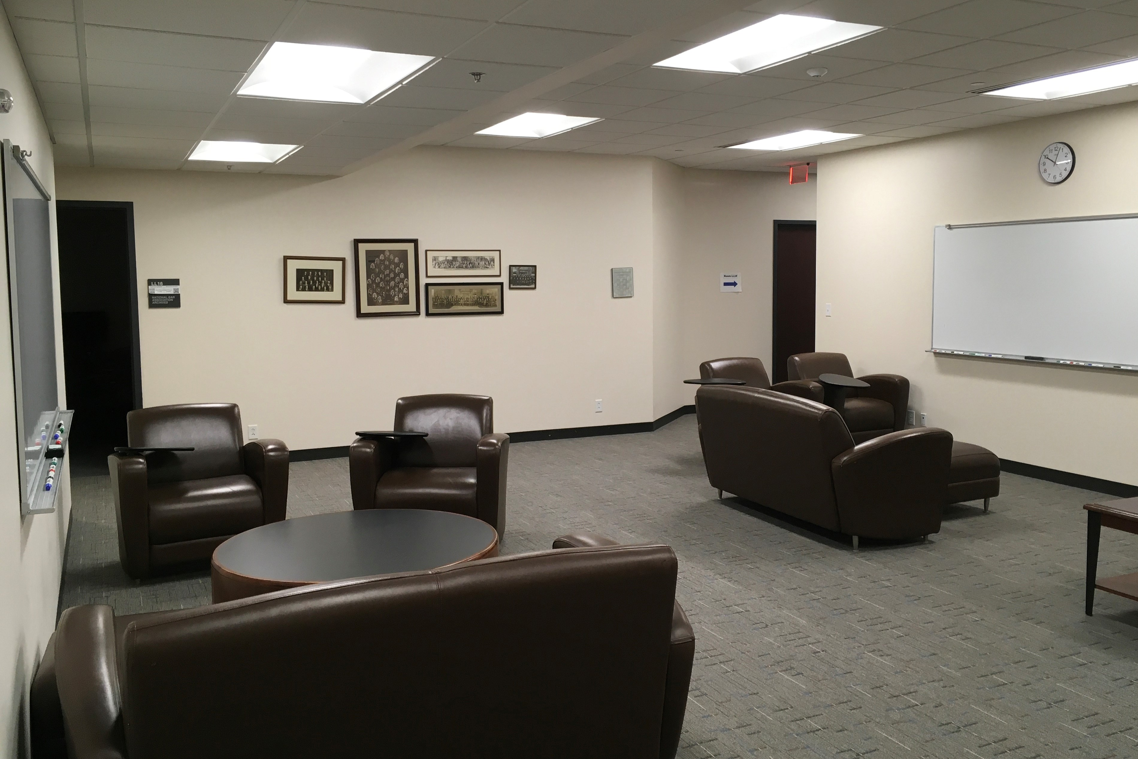 Drake Law Library Lower Level Lounge