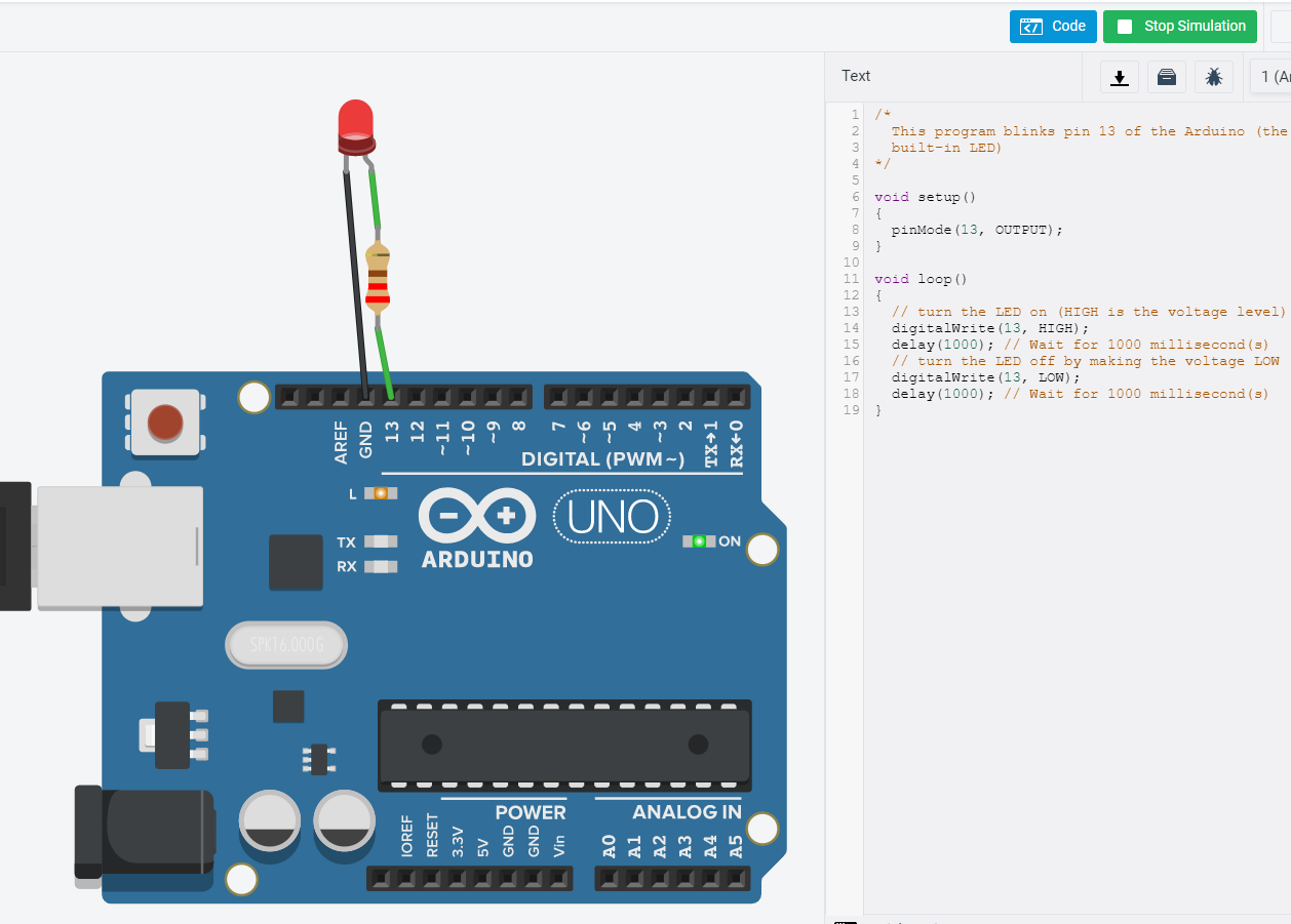 Introductory Module of Arduino Electronics Workshop