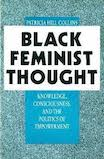 Cover for Black Feminist Thought by Patricia Hill Collins