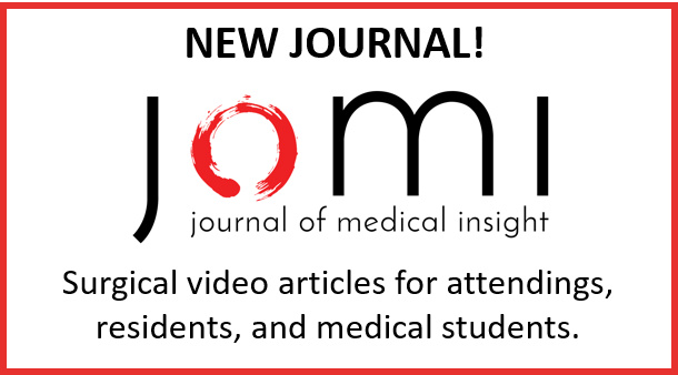 NEW JOURNAL! JOURNAL OF MEDICAL INSIGHT
