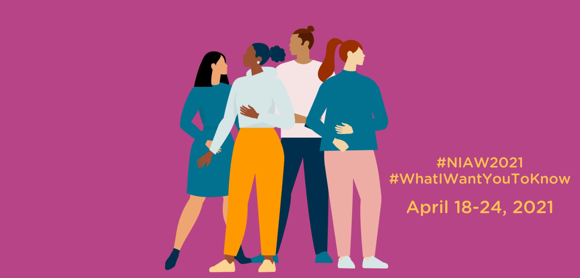 National Infertility Awareness Week: April 18-24