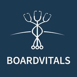 BoardVitals mobile app logo