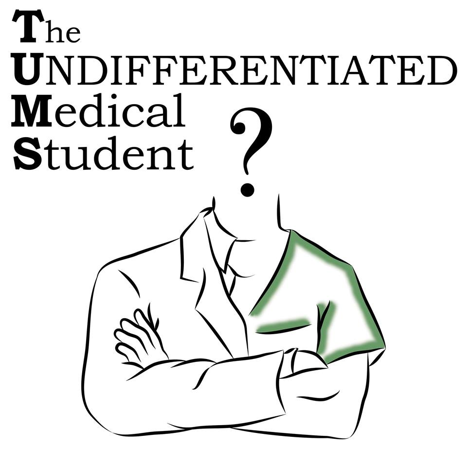 The Undifferentiated Medical Student Podcast Logo