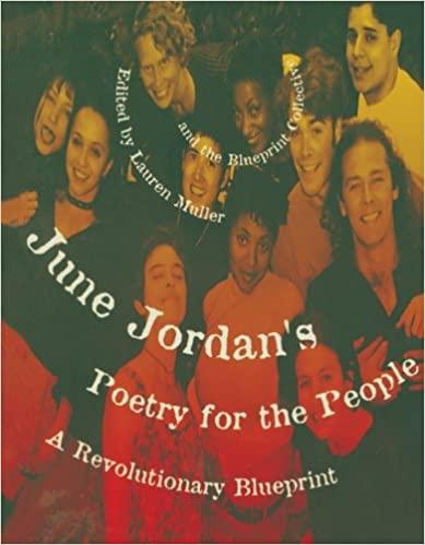 June Jordan's Poetry for the People by June Jordan