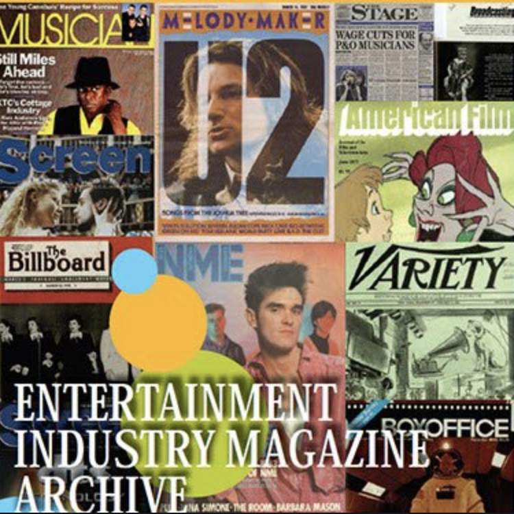 Entertainment Industry Magazine Archive logo